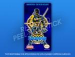NES - Super Rescue: Solbrain Label