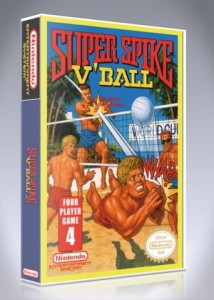NES - Super Spike V'Ball