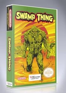 NES - Swamp Thing