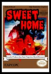 NES - Sweet Home Poster