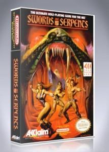 NES - Swords and Serpents