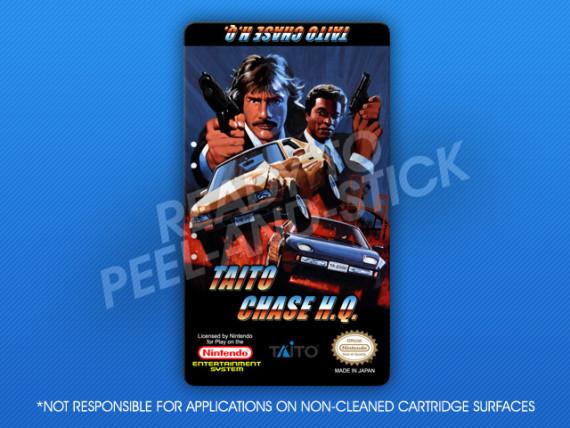 NES - Taito Chase H.Q.