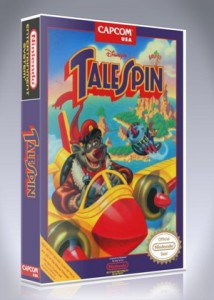 NES - TaleSpin