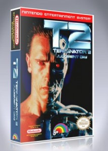 NES - T2 Terminator 2: Judgment Day