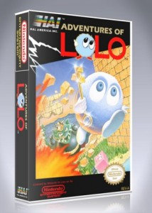 NES - Adventures of Lolo