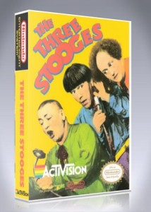 NES - Three Stooges, The