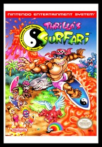 NES - Thrilla's Surfari