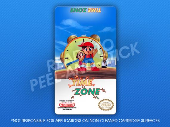 NES - Time Zone