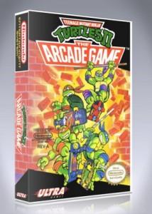 NES - Teenage Mutant Ninja Turtles II: The Arcade Game