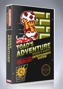 NES - Toad's Adventure