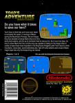 NES - Toad's Adventure (back)