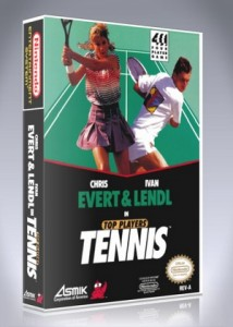 NES - Top Players' Tennis