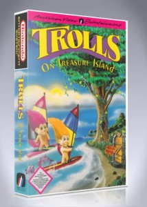 NES - Trolls on Treasure Island
