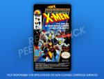 NES - Uncanny X-Men Label