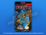 NES - Uninvited Label