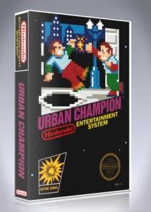 NES - Urban Champion