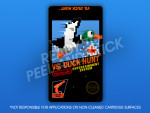 NES - VS Duck Hunt Label