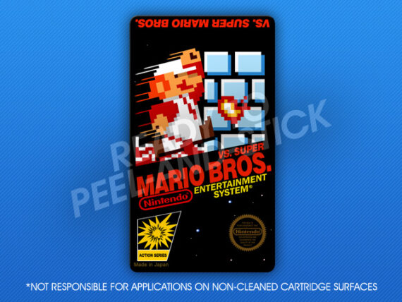 NES - VS. Super Mario Bros.