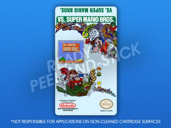 NES - VS. Super Mario Bros.