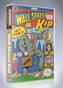 NES - Wall Street Kid