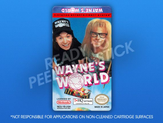 NES - Wayne's World