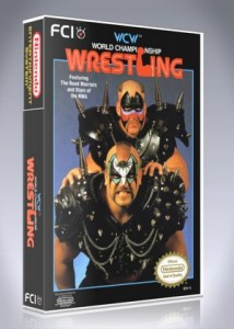 NES - WCW World Championship Wrestling