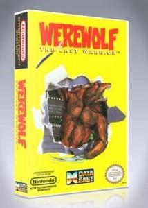 NES - Werewolf: The Last Warrior