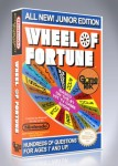 NES - Wheel of Fortune Junior Edition