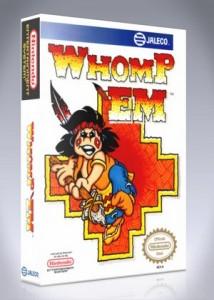 NES - Whomp 'Em