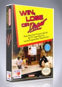 NES - Win, Lose or Draw