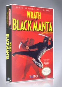 NES - Wrath of the Black Manta
