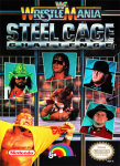 NES - WWF Wrestlemania Steel Cage Challenge (front)