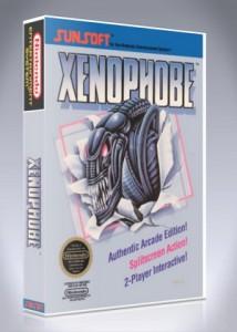 NES - Xenophobe