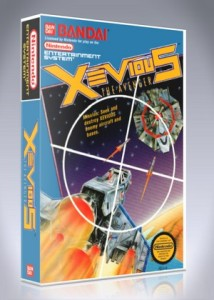 NES - Xevious
