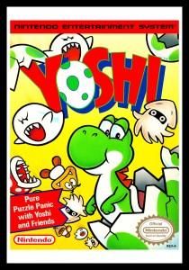NES - Yoshi Poster