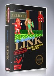 NES - Zelda II: The Adventure of Link