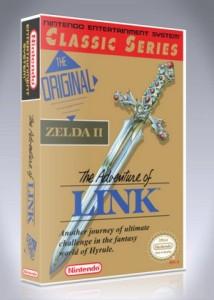 NES - Zelda II: The Adventure of Link Classic Series