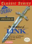 NES - Zelda II: The Adventure of Link Classic Series (front)