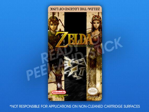NES - Zelda: The Legend of Link