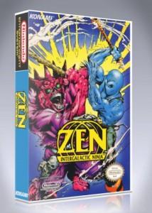 NES - Zen Intergalactic Ninja
