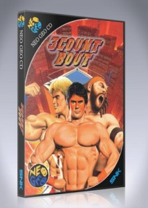 Neo Geo CD - 3 Count Bout