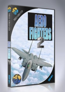 Neo Geo CD - Aero Fighters 2