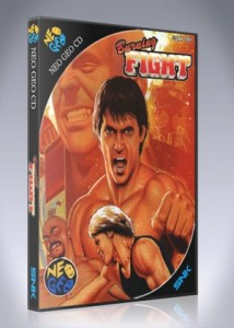 Neo Geo CD - Burning Fight