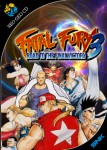 Neo Geo CD - Fatal Fury 3: Road to the Final Victory (front)