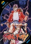 Neo Geo CD - Fatal Fury (front)
