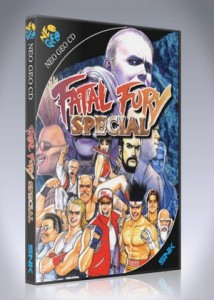 Neo Geo CD - Fatal Fury Special