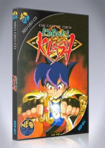 Neo Geo CD - Kabuki Klash