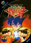 Neo Geo CD - Kabuki Klash (front)