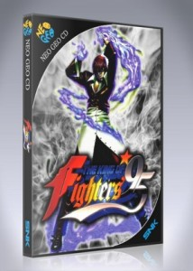 Neo Geo CD - King of Fighters 95, The