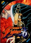 Neo Geo CD - King of Fighters 96, The (front)